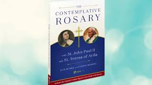 contemplative rosary book